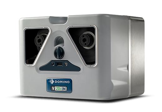 V20i卷膜 标签打码机